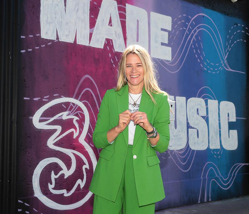 Three Ireland #MadeByMusic Launch