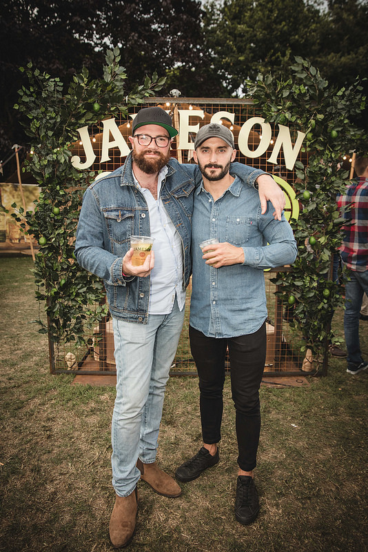 The Big Grill X Jameson