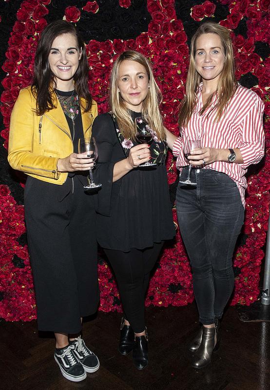 Diablo wine launch in Dublin's The Black Door