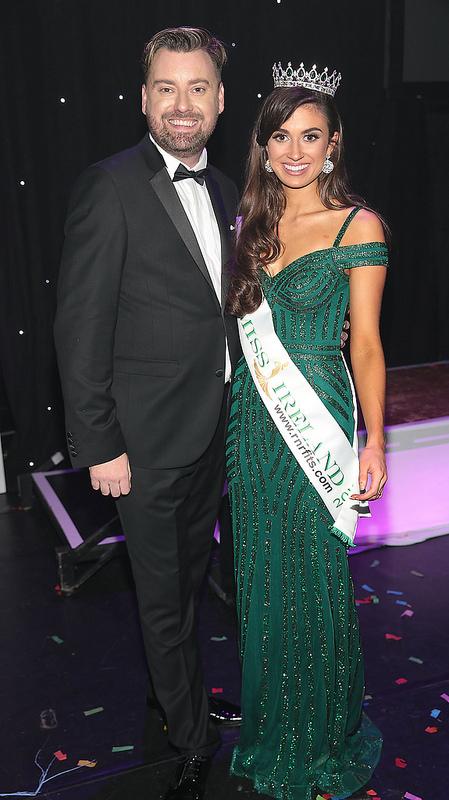 Miss Ireland Final 2018