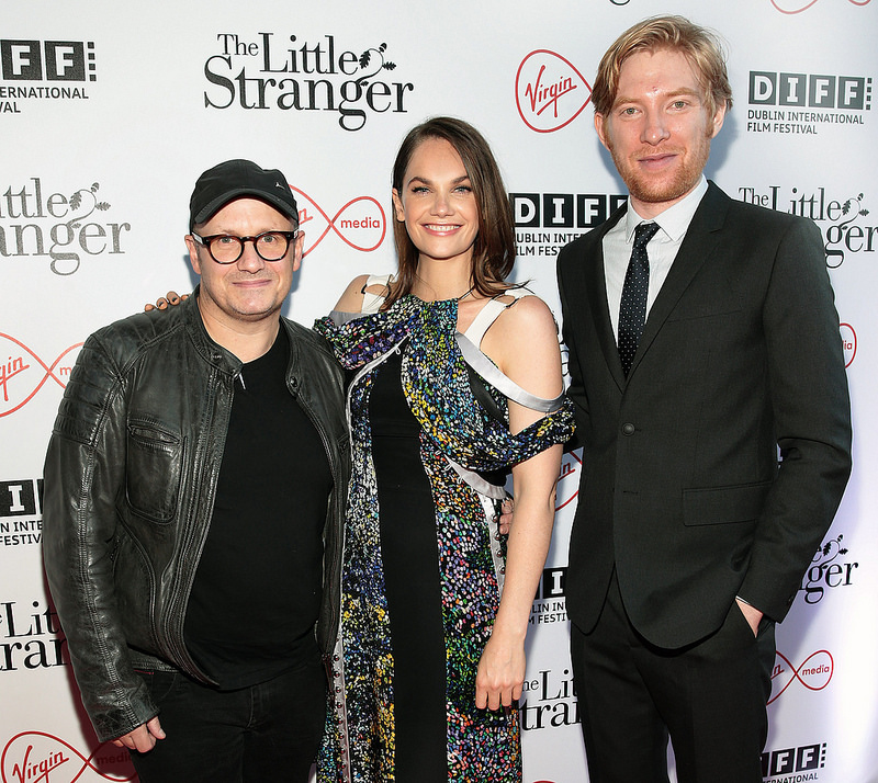 The Little Stranger European Premiere with Domhnall Gleeson, Lenny Abrahamson and Ruth Wilson