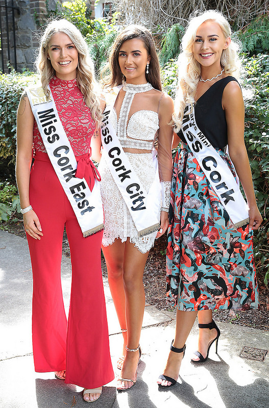 Miss Ireland 2018 Finalists - Preview