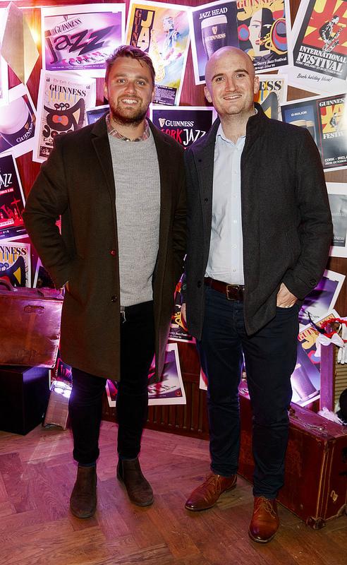 Guinness Cork Jazz Festival 2018 Celebration