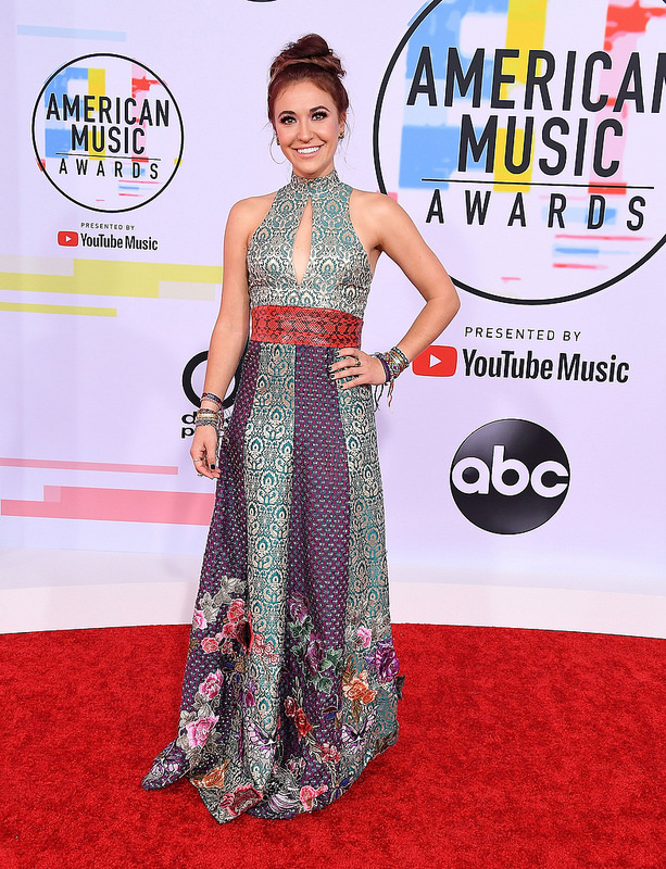 American Music Awards 2018 - Red Carpet