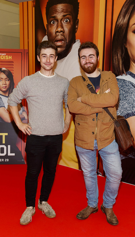 Special Preview Screening of Universal Pictures Night School