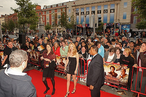 The Hangover European Premiere