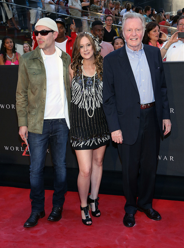 World War Z Premiere New York