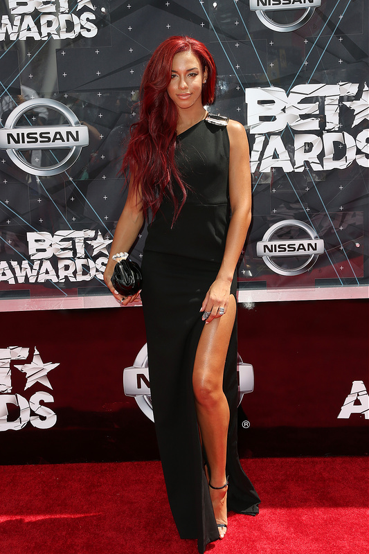 2015 BET Awards - Red Carpet