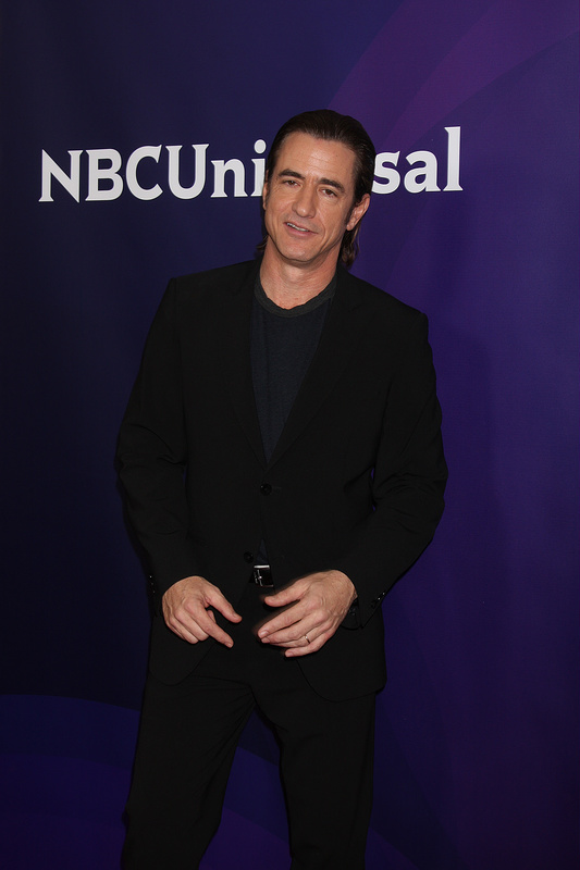 NBC Winter Press Tour with stars of Suits, Minnie Driver & more