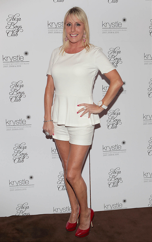 Calum Best's Ibiza Boys Club Clothing Launch