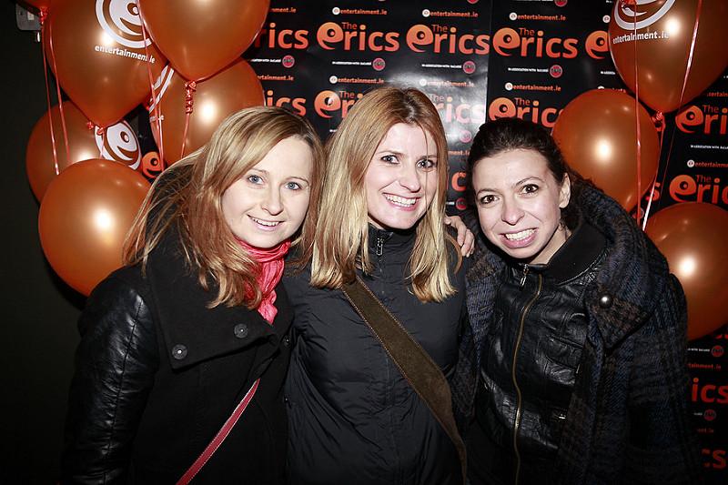 The Erics Awards 2014 - Red Carpet, Awards and Concert