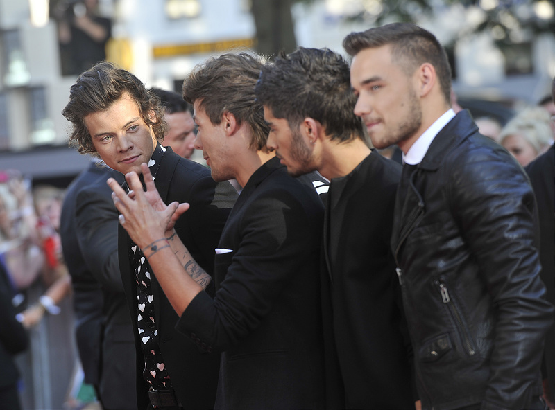 One Direction: This Is Us premiere