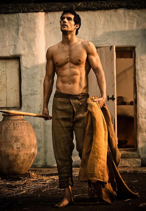 Henry Cavill the Unbearably Hot
