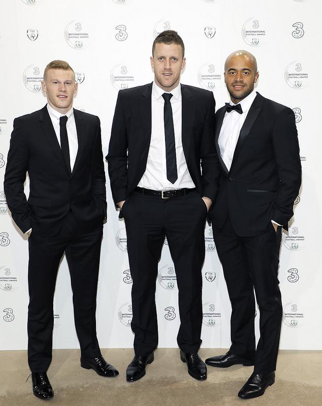 Three FAI International Football Awards 2017