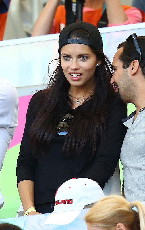 Celebrities at the 2014 FIFA World Cup Final