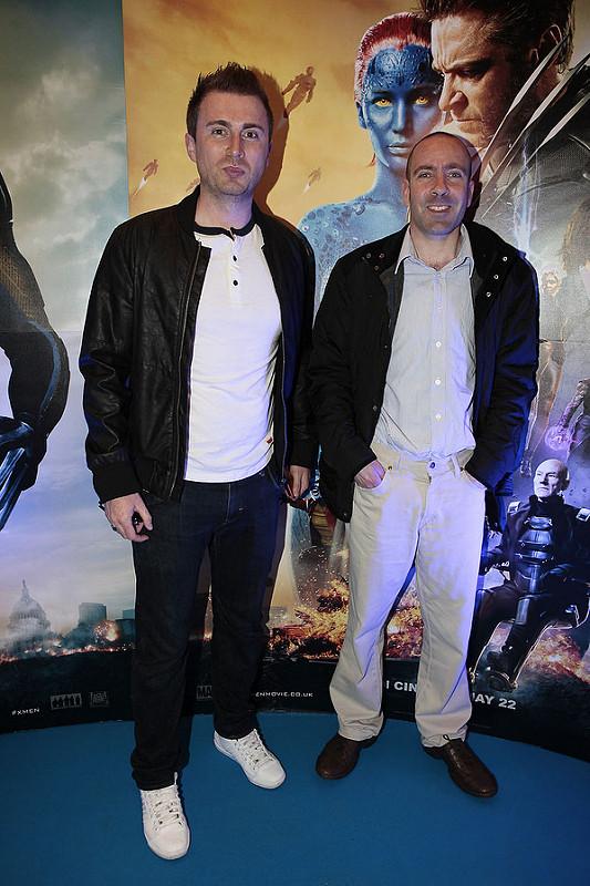 X Men Days of Future Past Premiere