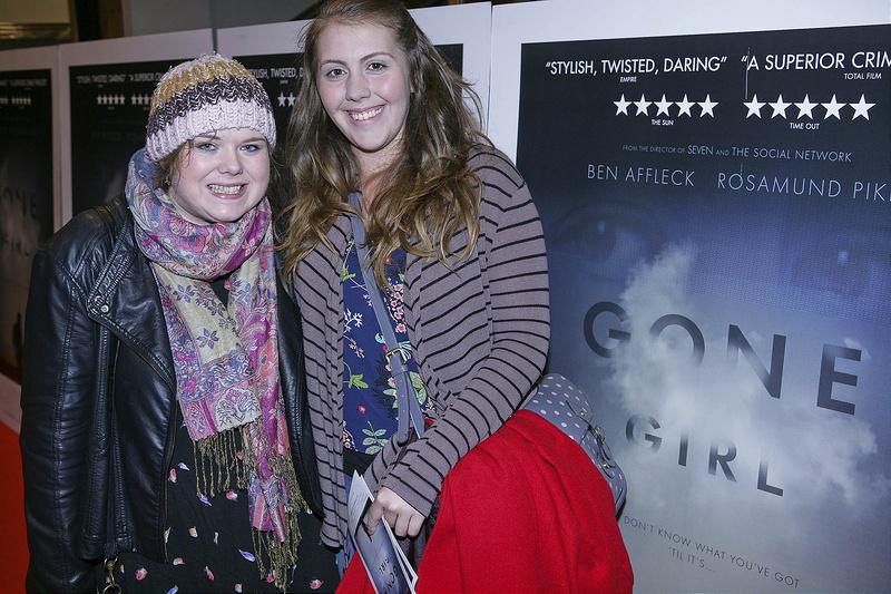 Gone Girl Premiere