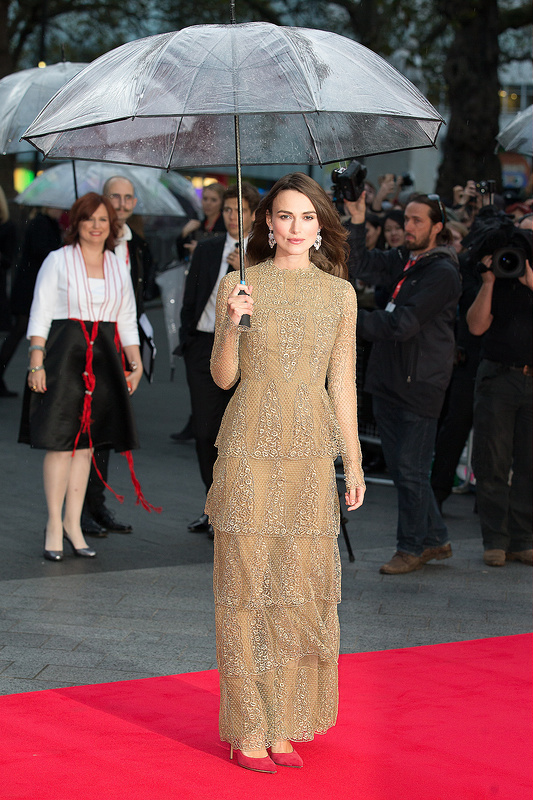 The Imitation Game Opening Night Gala European Premiere