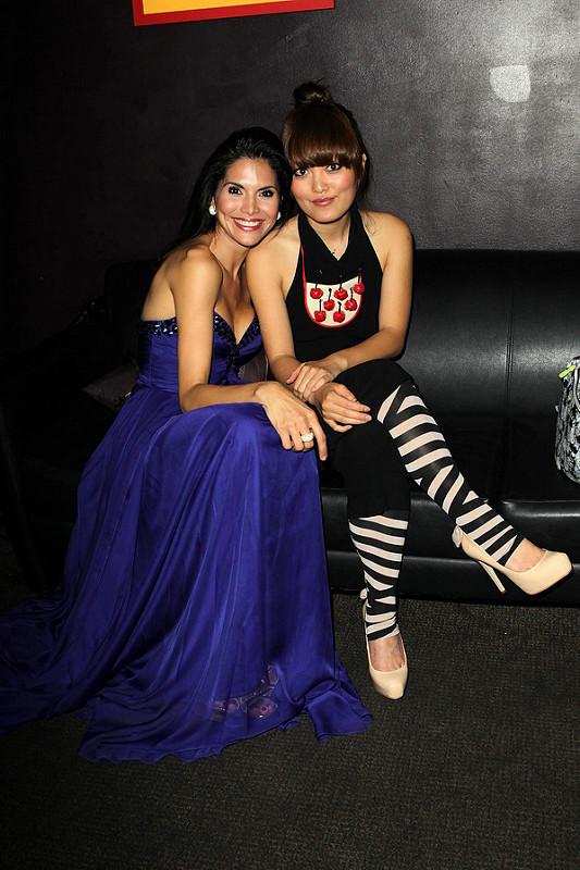 Stars attend Friend Movement Campaign