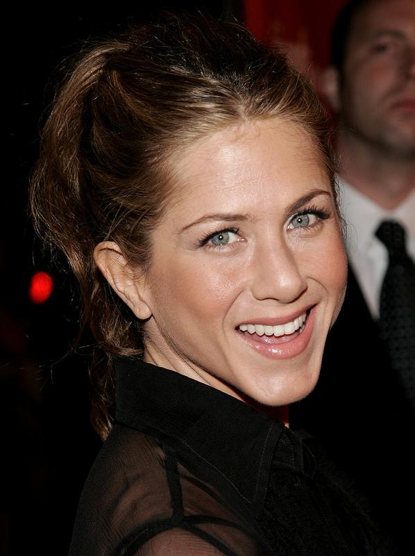 Jennifer Aniston is 45 today!