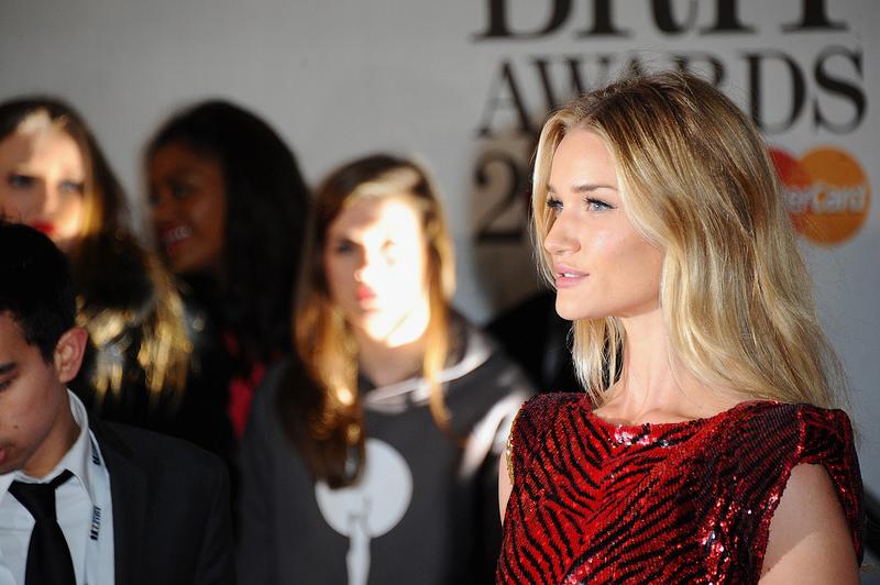 BRIT Awards 2014: Red Carpet