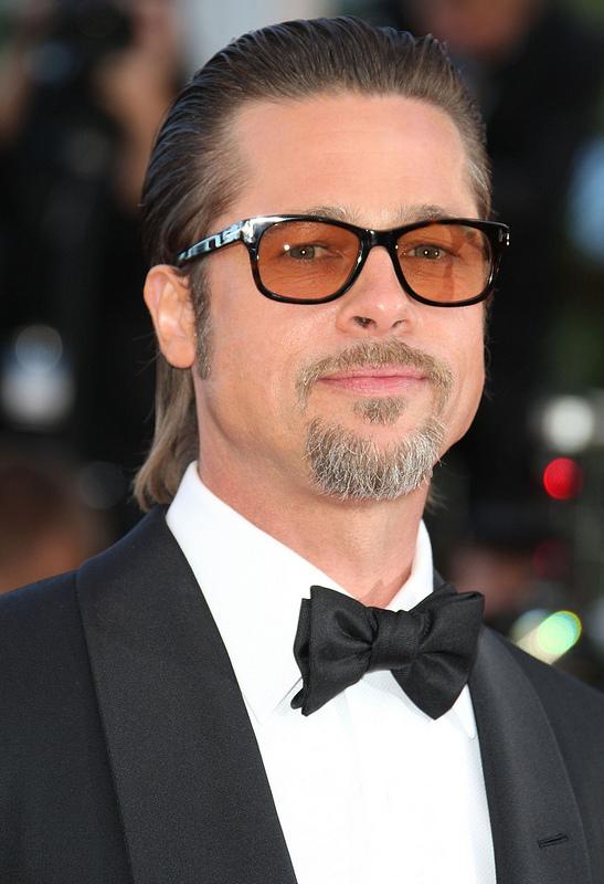 Happy 50th Birthday Brad Pitt!