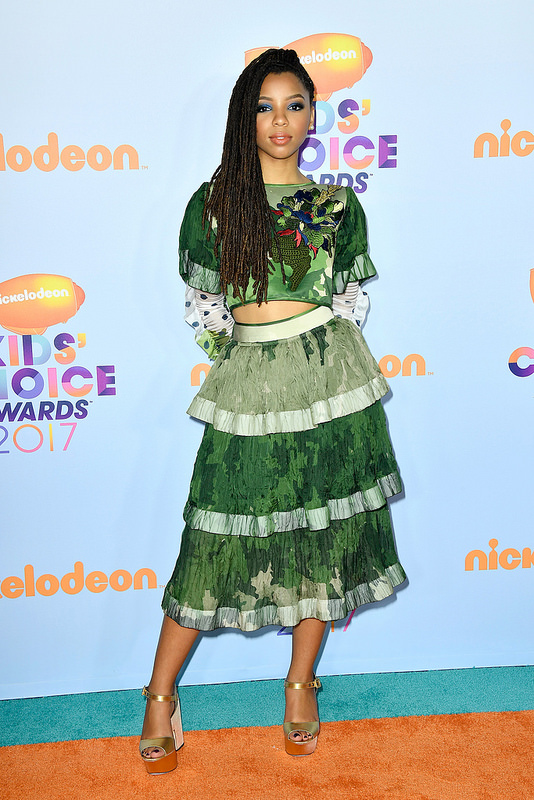 Nickelodeon Kids Choice Awards 2017 - Red Carpet