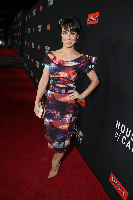 Netflix's House of Cards Season 2 LA Special Screening with Kevin Spacey, Robin Wright, Kate Mara & more