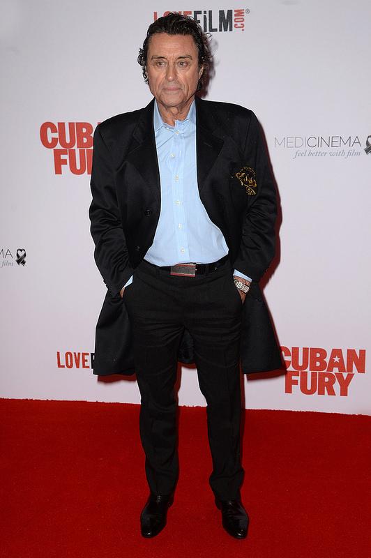 Cuban Fury London Premiere: Nick Frost, Chris O'Dowd, Rashida Jones, Paloma Faith & more