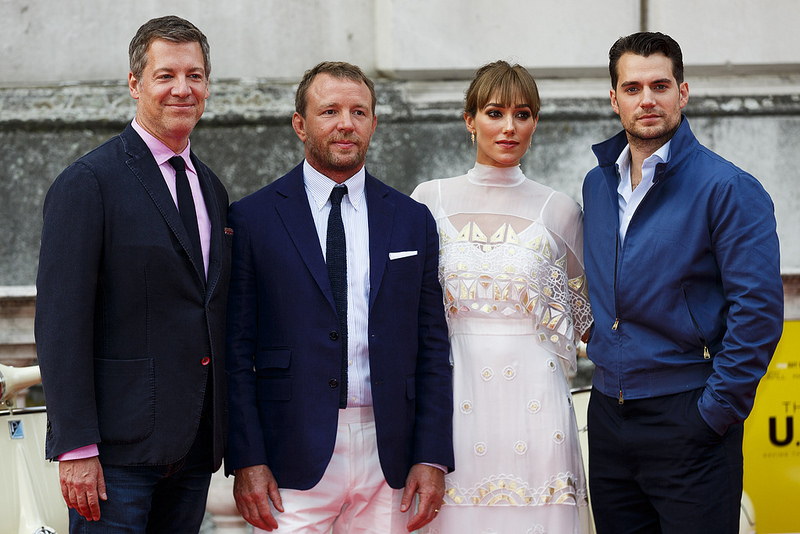UK Premiere of 'The Man From U.N.C.L.E'