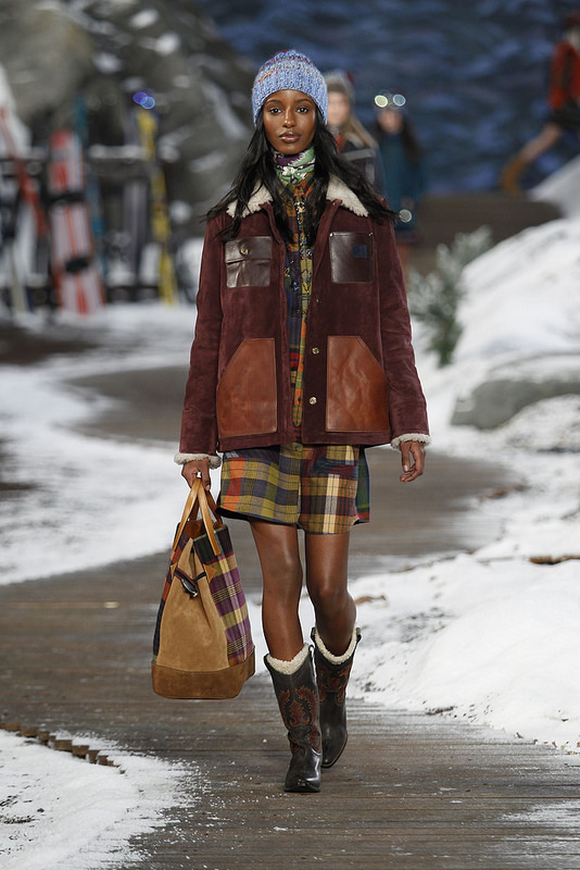 Tommy Hilfiger Women's Fall Fashion Show