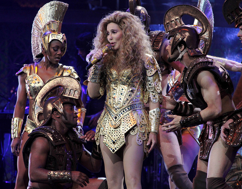 Cher 'Dressed To Kill' Tour