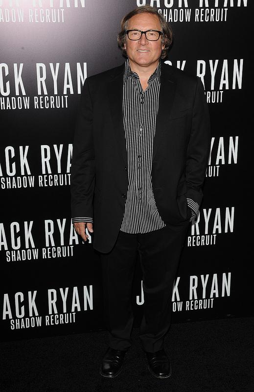 LA Premiere of Jack Ryan: Shadow Recruit: Chris Pine, Keira Knightly & more