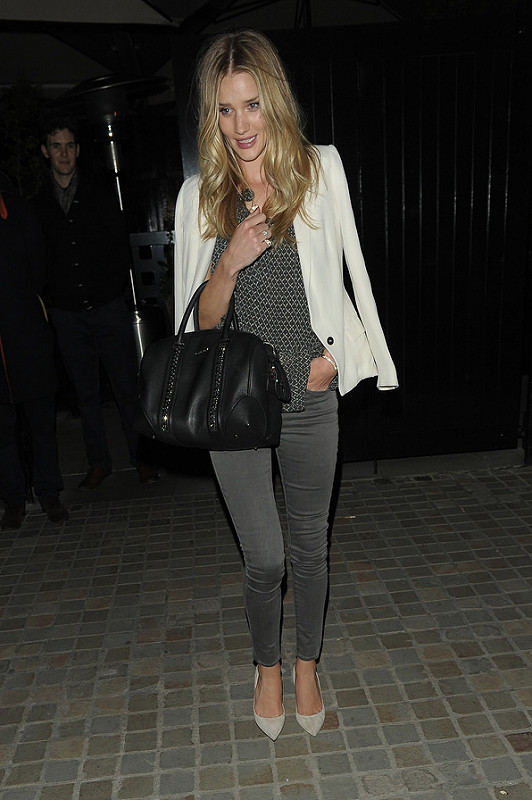 Celebs at their favourite hangout - Chiltern Firehouse