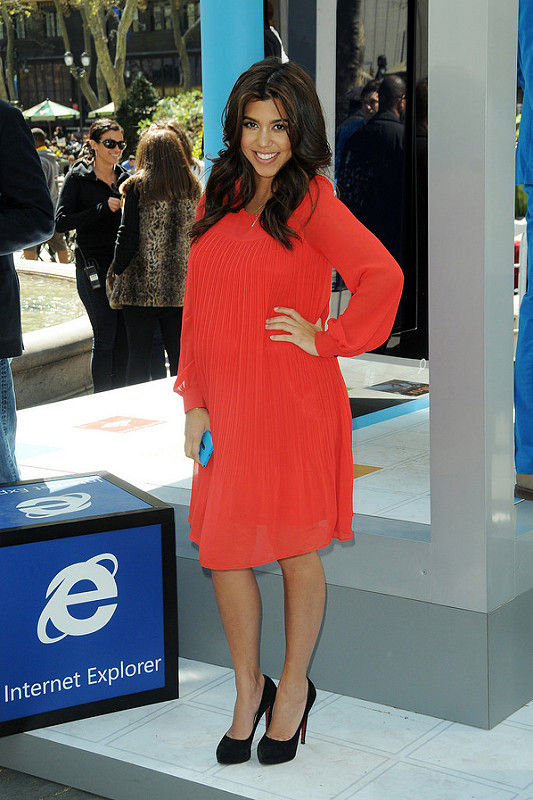 Red Carpet Style Alert: Celebrity Baby Bump Special