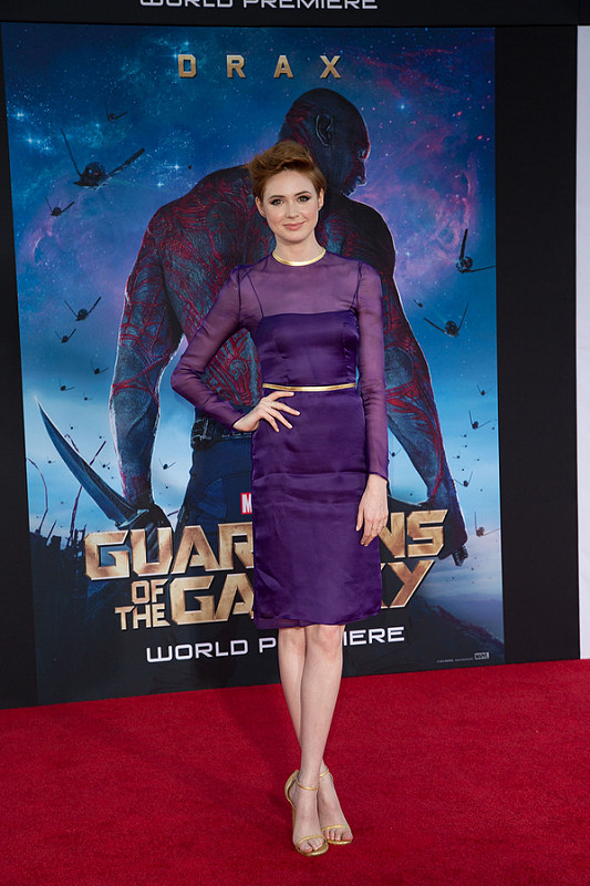 Premiere Of Marvel's 'Guardians Of The Galaxy'