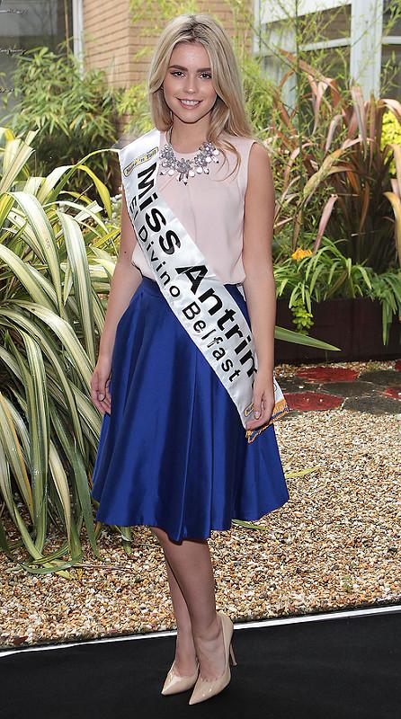 Miss Ireland 2014 Finalists