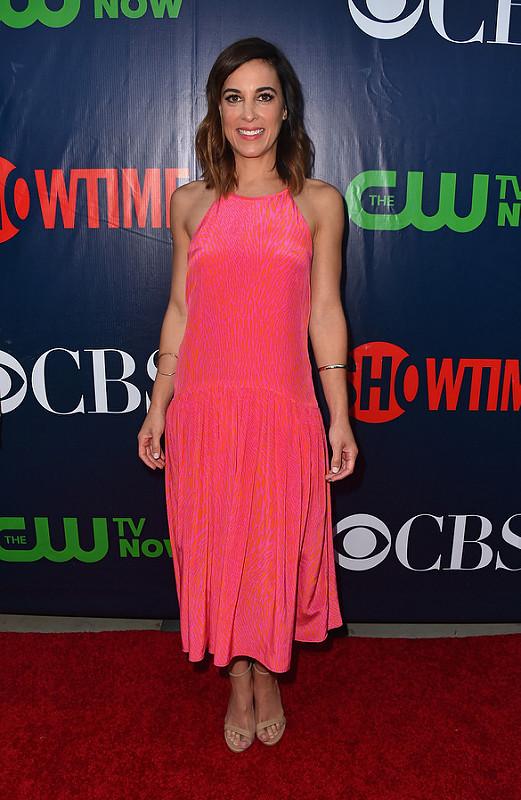 CBS' 2015 Summer TCA party