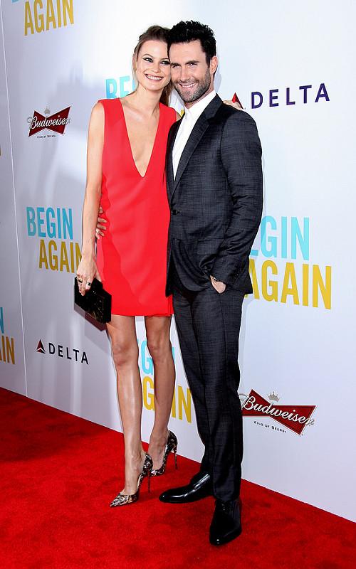Begin Again New York Premiere