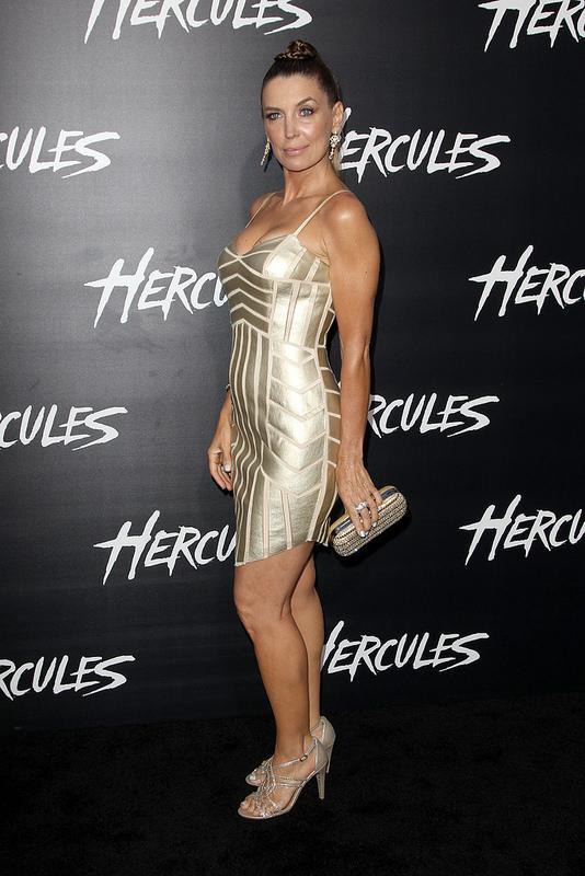 'Hercules' LA Premiere
