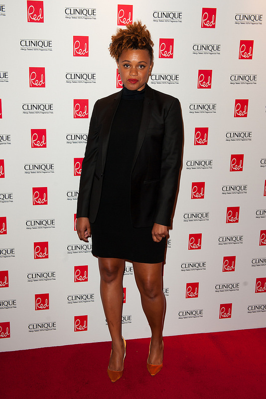 Red Woman of the Year Awards 2014