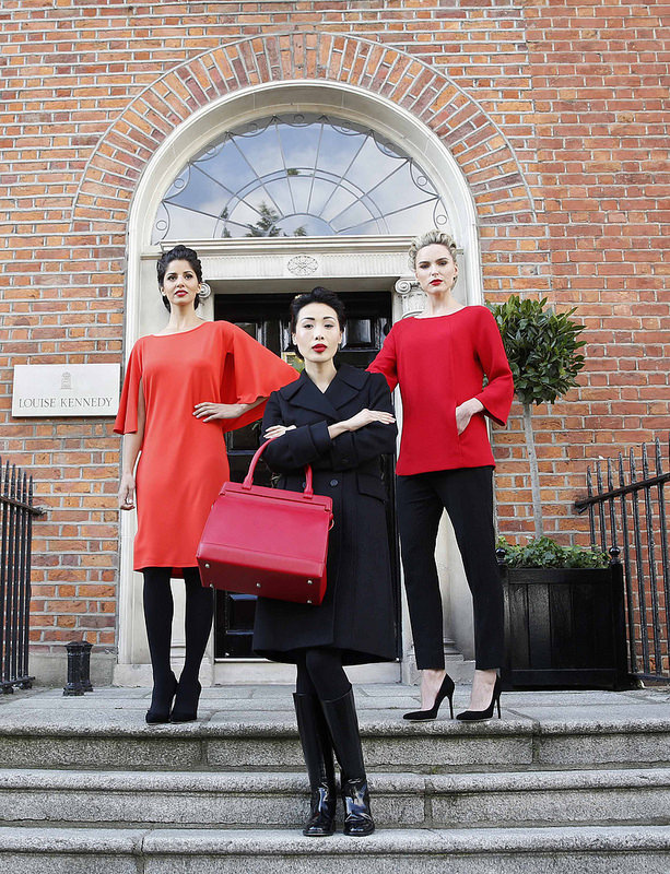 Louise Kennedy Autumn Winter Collection 2014 Launch