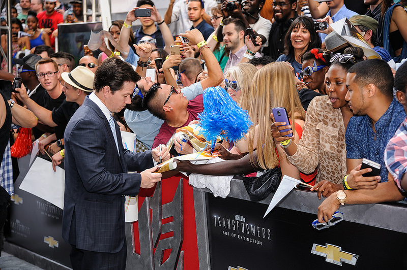 Transformers: Age of Extinction New York Premiere