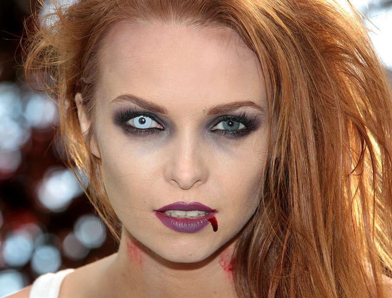 Models get Scary for Zombie Adventure Run