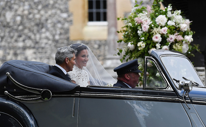 The Wedding of Pippa Middleton and James Matthews