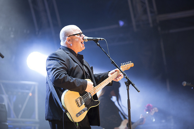 The Pixies live
