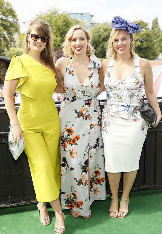 Dundrum Town Centre Ladies Day at The Dublin Horse Show