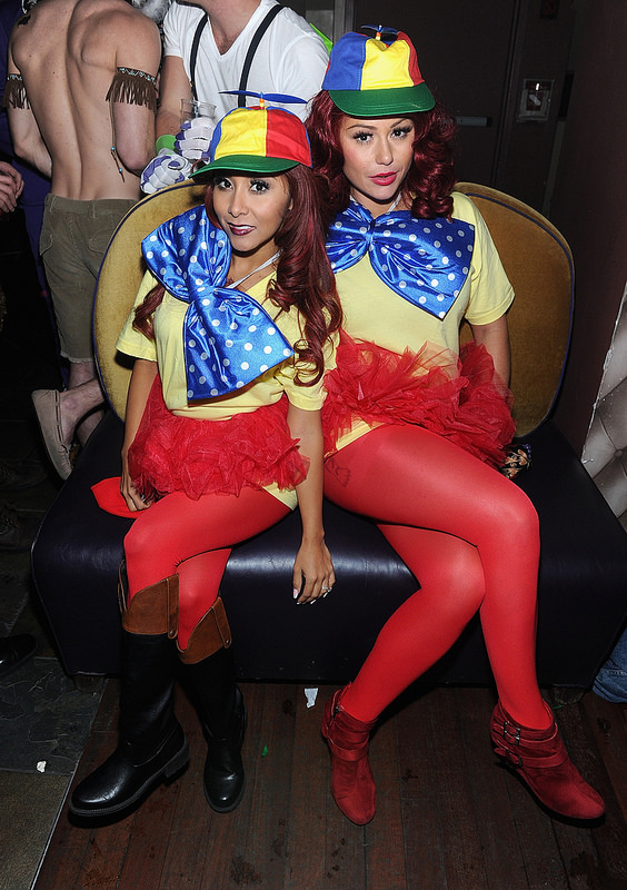 Worst Celebrity Halloween Costumes