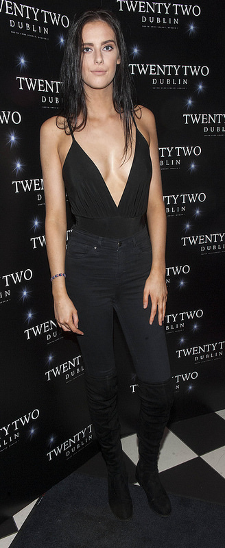 Famous faces at the re-opening of Twenty Two Dublin
