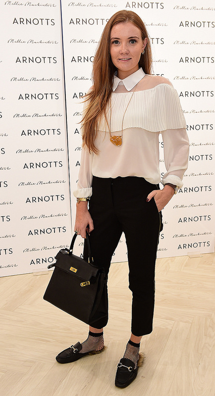 Millie Mackintosh launches new collection at Arnotts Style Sessions